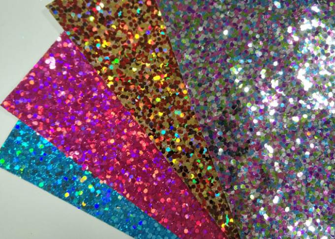 300g White Cardboard Back Chunky Glitter Paper For Wall Paters And Crafts