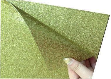 China Printed Corrugated Double Sided Glitter Cardstock Paper For Craft And Packing supplier