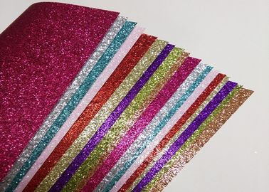 China Diy Craft Printed Glitter Card Paper FSC Coated Duplex Card Board supplier