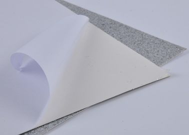 China Plain Color Self Adhesive Silver Glitter Paper 30.5*30.5cm For Card Making supplier