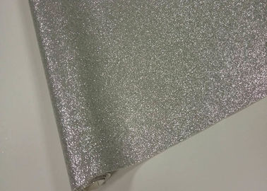 China 1.38m Width Fashion Glitter Effect Wallpaper Sparkly Living Room Wallpaper Decor supplier