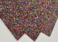 China Party Decoration Thick Glitter Paper , Sparkle Handcraft Glitter Paper Craft factory