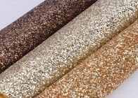 China Beautiful Design Chunky Glitter Sequin Fabric For Making Bag Shoe Clothing Wall Materials factory