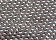 "China 54"" Width Perforated Faux Leather Fabric , Perforated Vinyl Fabric For Making Phone Case factory"