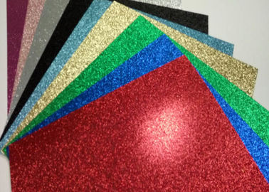 "China 12 "" * 12 ""  Scrapbook Double Sided Glitter Paper For DIY And Notebook distributor"