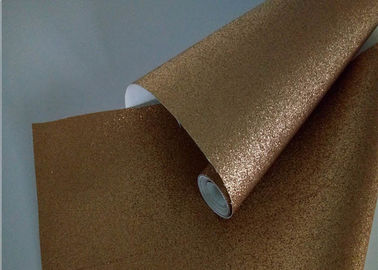 China Modern Design Elegant Metallic Glitter Wallpaper For Hotel Decoration distributor