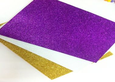 China Fresh Eco - Friendly Glitter Foam Sheets , Shockproof Glitter Craft Foam Sheets factory