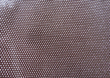 China 1.38m Width Faux Perforated Leather Fabric For Shoes Bags Clothing distributor